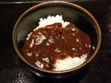ミニカレー丼 350円