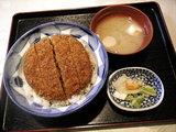 特製ソースカツ丼 1050円