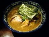 醤油湯麺 680円 + 九条ネギ by クーポン券