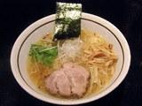 潮の旨味ソバ(塩味) 750円
