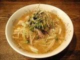 冬の味噌らぁ麺 780円