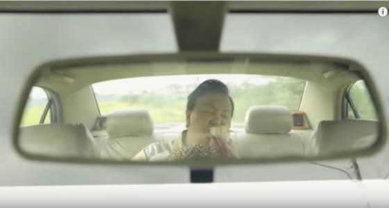 タイ_タクシードライバー_感動_動画