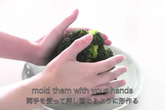 ブロッコリーツリー_作り方_動画
