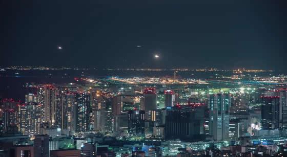 羽田空港_感動_動画