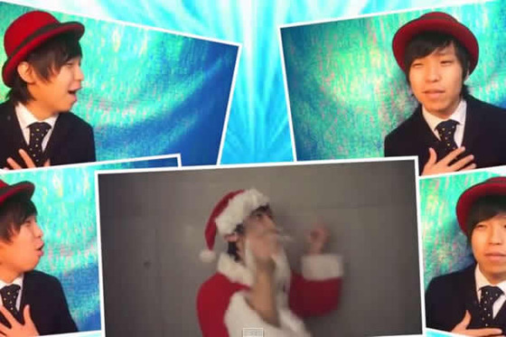 クリスマスイブ_ボイパ_Daichi_感動_動画
