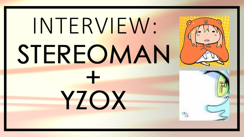 Interview : Stereoman + YZOX OMOIDE LABELのアレとかコレとかの話 ...