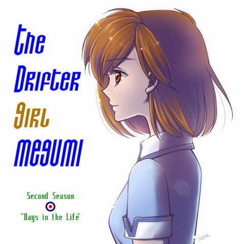The Drifter Girl MEGUMI Second Season - Days in the Life