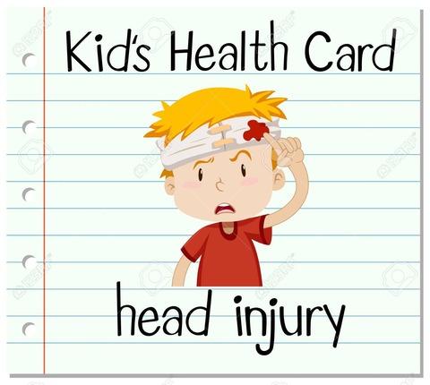子供頭部外傷