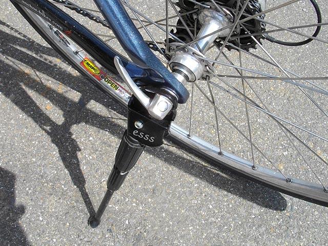 自転車の 自転車 ロードバイク スタンド : 私 は ロード バイク で 通勤 ...