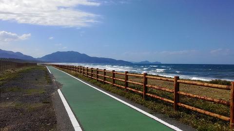 響灘自転車道