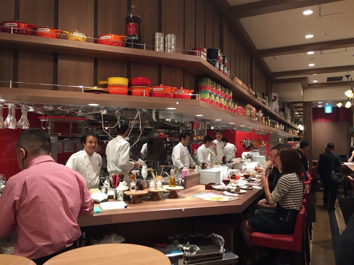 今度は俺のイタリアン東京で明らかに食い過ぎてきたよ。 : dencolog