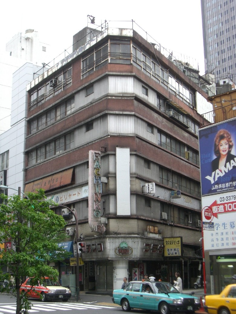 Arthur's place:代々木会館ビル - livedoor Blog(ブログ)