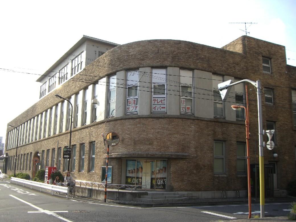 Arthur's place:NTT足立電話局 -...