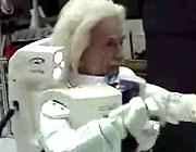ロボットになったアインシュタイン