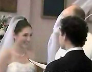 結婚式でブチ切れる新郎