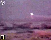 UFO墜落映像