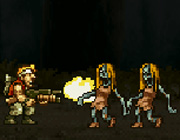 メタルスラッグのサバイバルゲーム