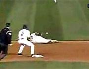 野球のスーパーファインプレイ映像