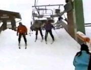 スキー場のリフト乗り場でありがちな事