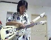 2本のギターでスーパーマリオ