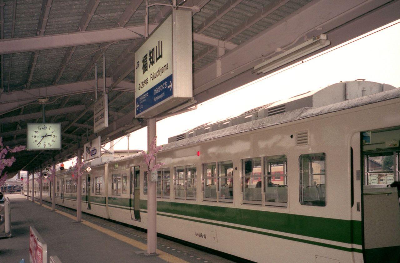 レール&KQ倶楽部 : 福知山駅に...