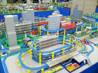 プラレール博2007巨大ジオラマゾーン 1