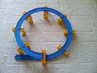ループ線の作り方2−2