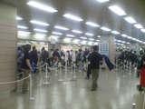 プラレール博2007アトラクション混雑具合
