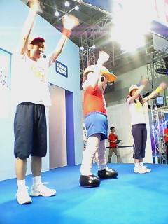 Tくんダンス