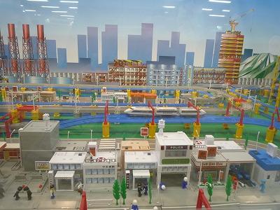 プラレール博『新幹線の車窓から』見える景色