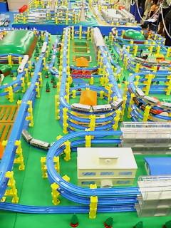 プラレール博2007巨大ジオラマゾーン 3