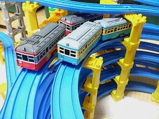 箱根登山鉄道Wループ