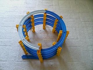 ループ線の作り方2−3