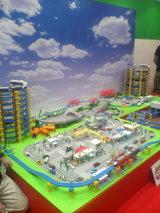 おもちゃショー2008ジオラマ1