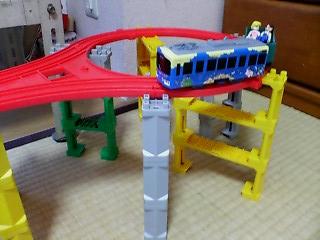 登山鉄道Uターンレール
