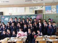 卒業式ブログ
