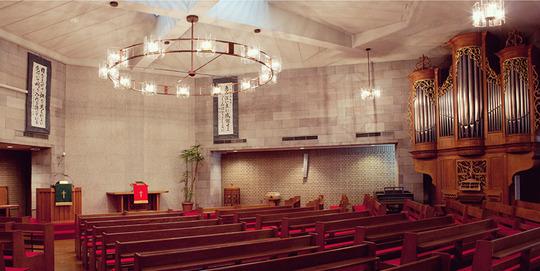 浅草橋教会2