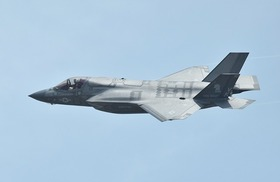 最新ステルス戦闘機F35B