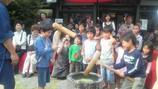 茶の葉堂餅1