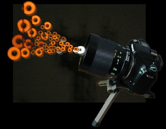 SP500mmレフレックス砲