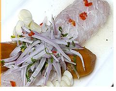 ペルー料理 セビッチェ
