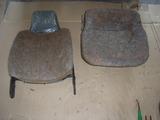 red seat cover & spring repair 013