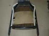 red seat cover & spring repair 014