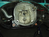 frame horn & TM mount 016