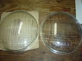 hella fluted lenses NOS 001