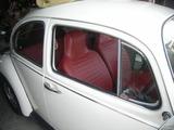 red seat cover & spring repair 036