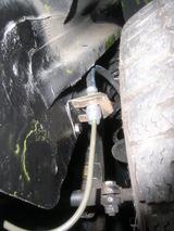 brake hose bracket relocate 016