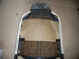 red seat cover & spring repair 015