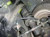 brake hose bracket relocate 023