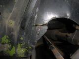 brake hose bracket relocate 002